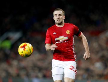 Luke Shaw needs to raise his game to get Man Utd action - Jose Mourinho