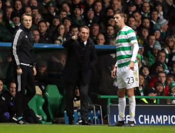 Celtic's Lustig focused on starting new winning run after shock loss to Hearts