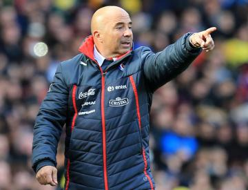 Leicester need to forget title miracle to survive - Sevilla boss Jorge Sampaoli