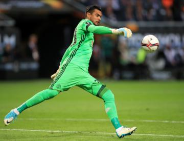 Sergio Romero sets sights on number-one jersey at Manchester United