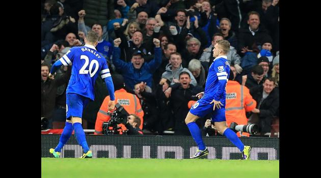Deulofeu earns point for Toffees