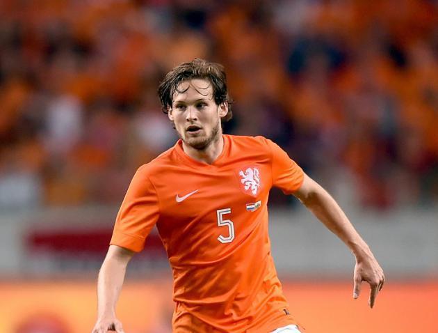 Van Gaal has faith in Blind