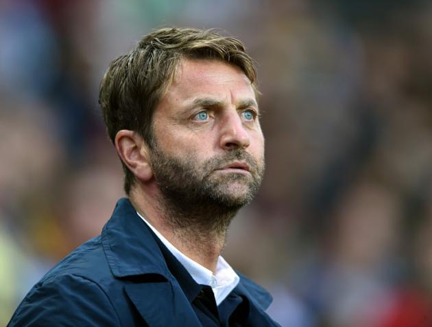 Aston Villa boss Tim Sherwood frustrated by penalty decision