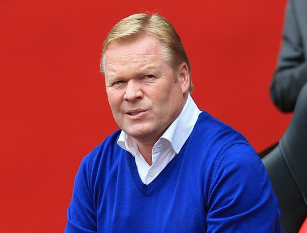 Ronald Koeman tells Victor Wanyama to focus on Southampton