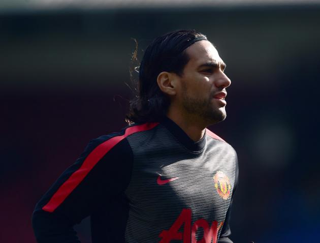 Falcao eyes glory with Chelsea