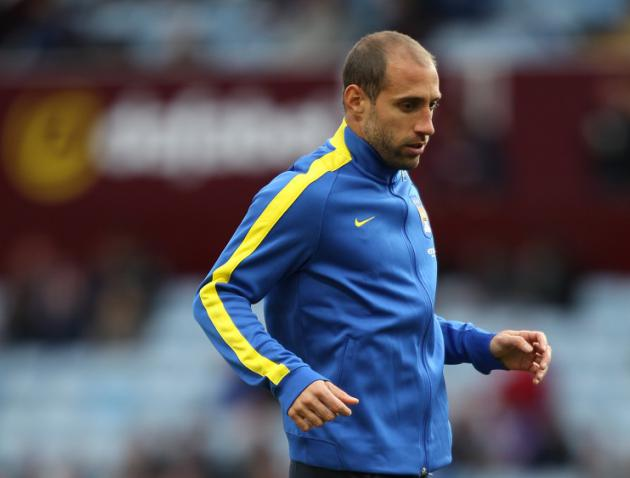 Zabaleta- City not good enough