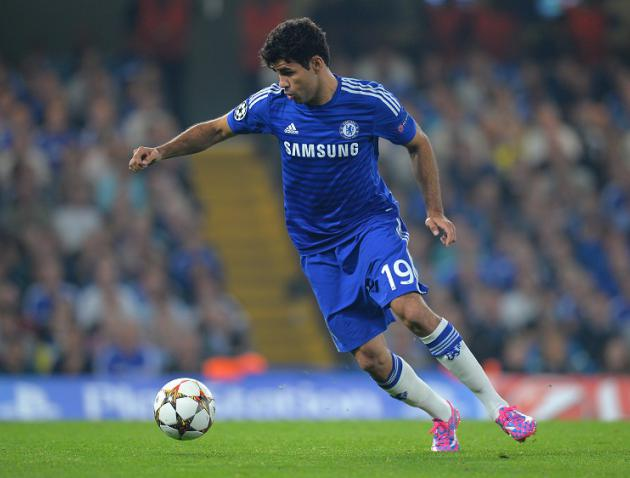 Costa back for City clash