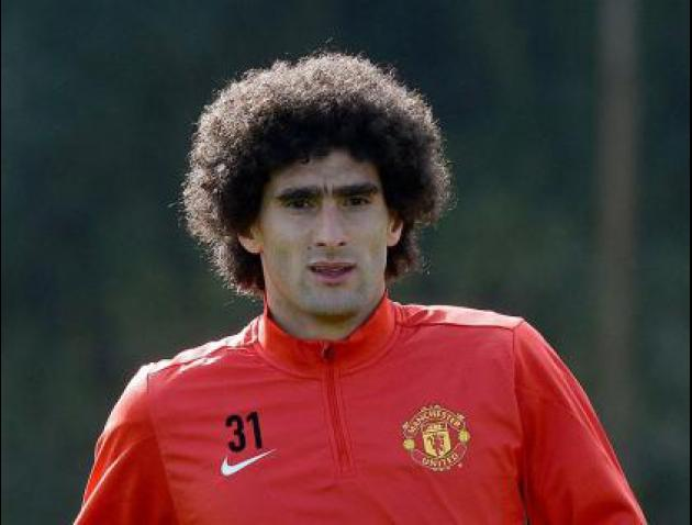 Napoli step up Fellaini interest