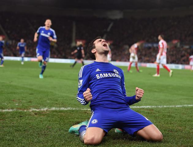 Terry and Fabregas earn Blues win