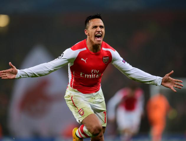 Arsenal down Dortmund to make last 16