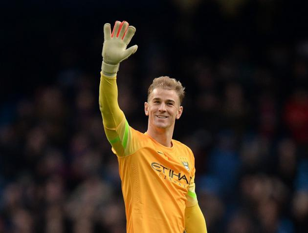 Hart aims to keep pace with Chelsea
