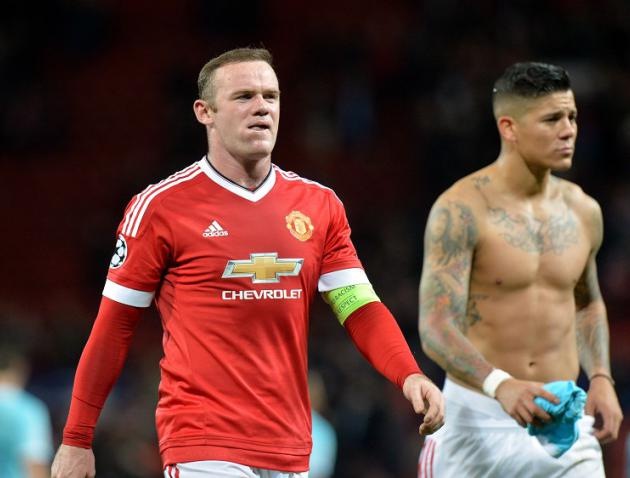Wayne Rooney still confident of Champions League progress for Manchester United