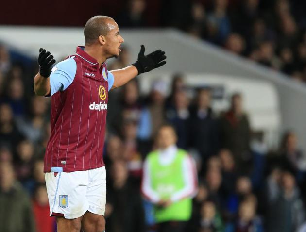Villa appeal Agbonlahor red