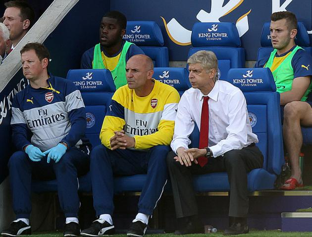 Wenger aims to get Arsenal back on track