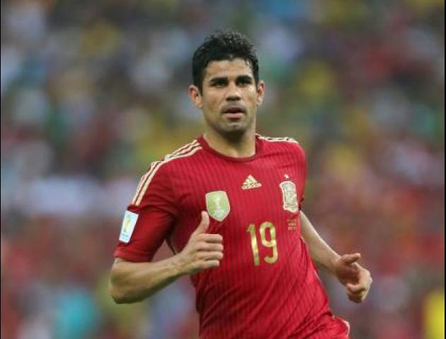 I dont need to change for Chelsea - Costa