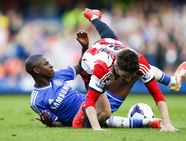 Four-game ban for Ramires