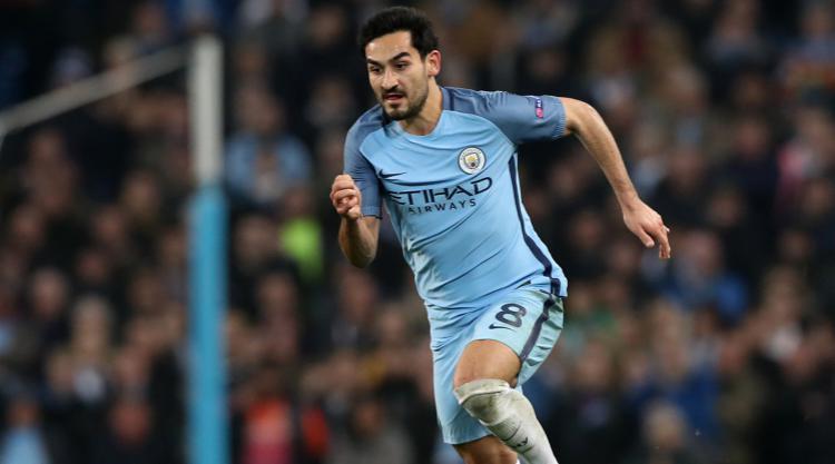 Ilkay Gundogan hopes to return for Manchester City in pre-season