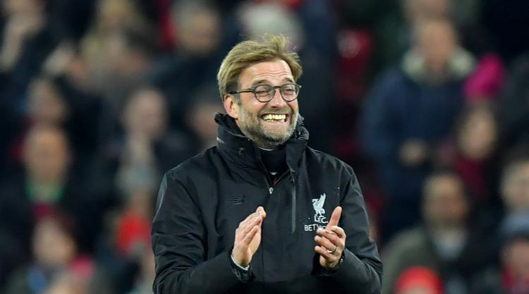 Jurgen Klopp plays down the hype as Liverpool head to Old Trafford