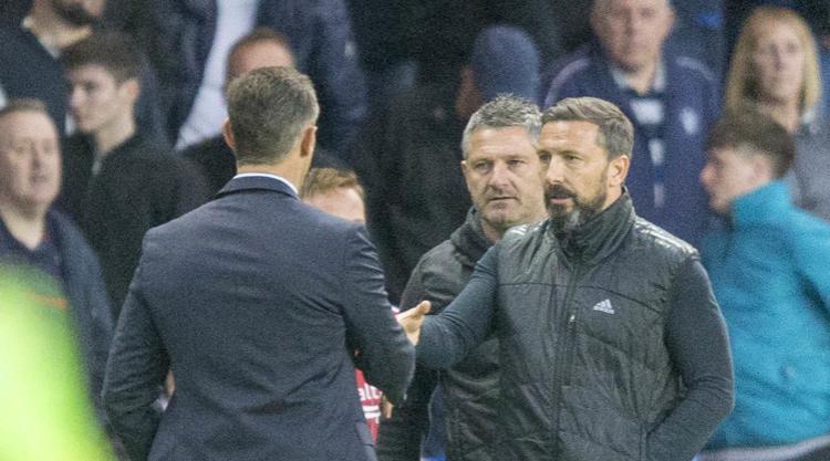 Rangers boss Pedro Caixinha sets sights higher than Aberdeen next season