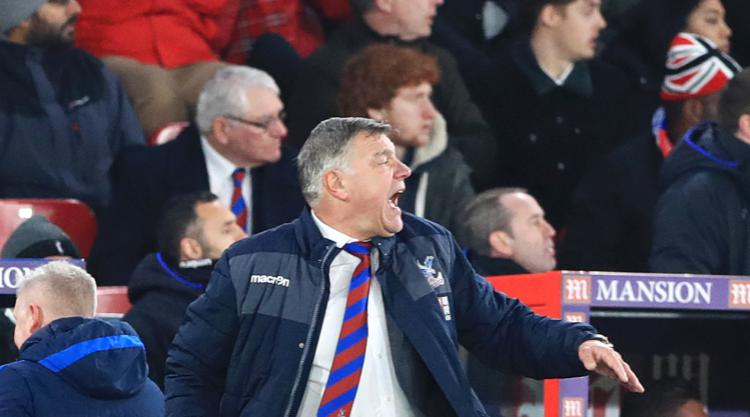 Crystal Palace boss Sam Allardyce searching for second-choice transfer targets