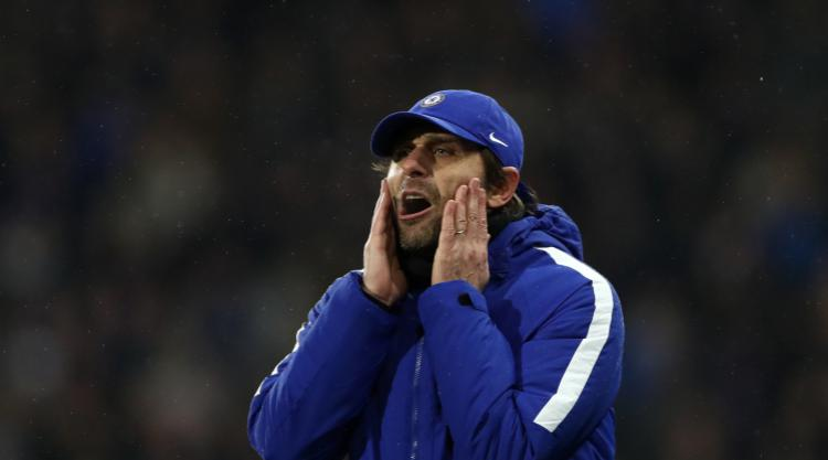 Antonio Conte stands by comments writing off Chelsea's title defence