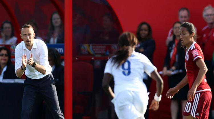 Mark Sampson made 'ill-judged' racial remarks to Eni Aluko, says barrister