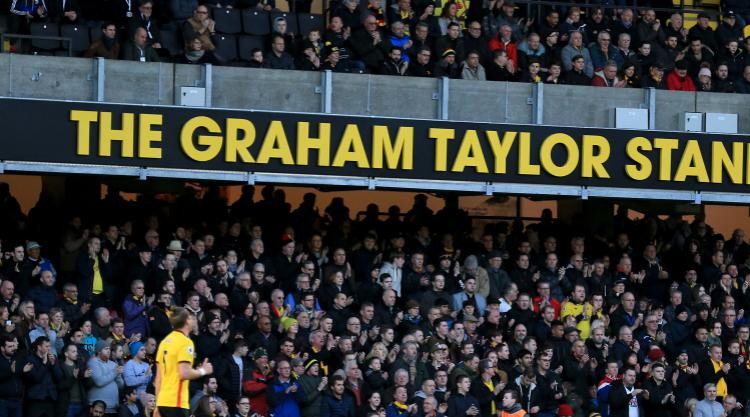 Watford confirm opponents for Graham Taylor tribute match