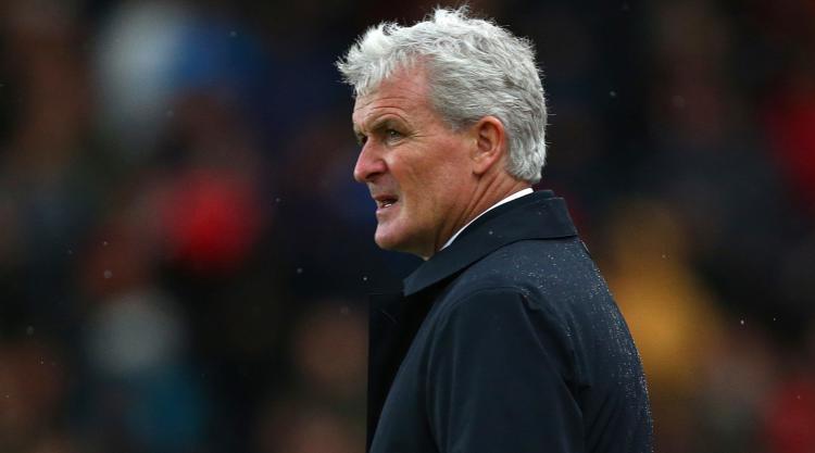 Stoke skipper Ryan Shawcross backs under-pressure boss Mark Hughes