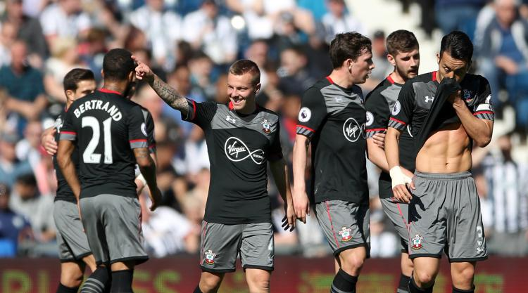 Fraser Forster and Jordy Clasie play their part as Southampton win at West Brom