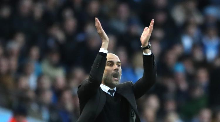 Pep Guardiola pleased with Manchester City's response at end of challenging week