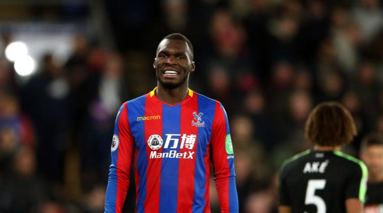 Christian Benteke apologises to his manager and team-mates for missed penalty