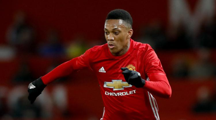 I want to stay at United for as long as possible, says Martial