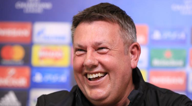 Craig Shakespeare eyeing Champions League glory with Leicester