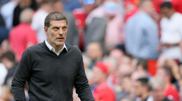 Slaven Bilic is hopeful West Ham can still land Sporting's William Carvalho