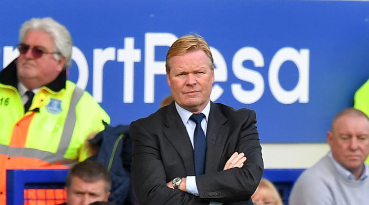 Ronald Koeman confident Everton can bounce back against Sunderland