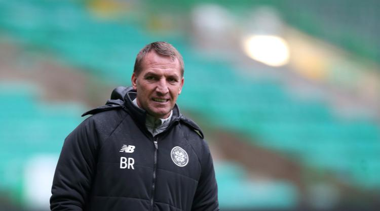 We have 'perfect' striking dilemma ahead of PSG match - Celtic boss Rodgers