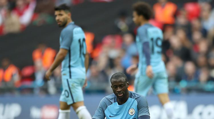 Yaya Toure critical of refereeing standards following City's FA Cup defeat