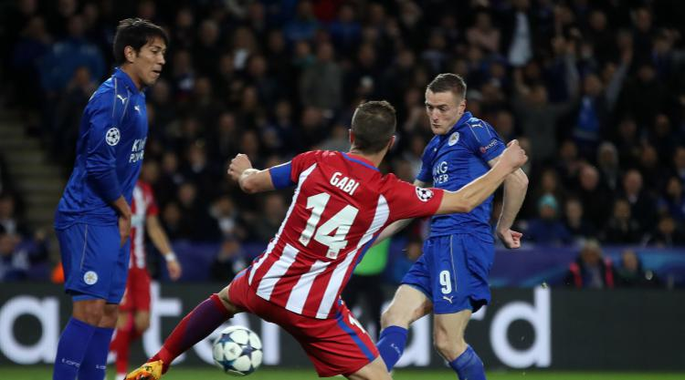 Atletico Madrid end Leicester's Champions League run