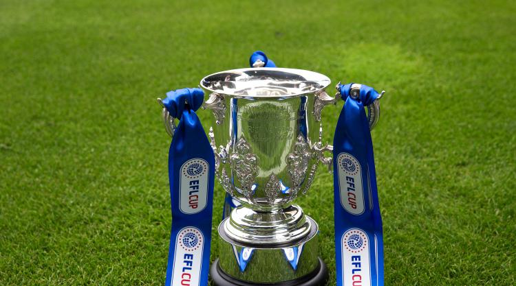 Liverpool paired with Leeds in EFL Cup quarter-final draw