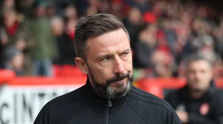 Derek McInnes holds crunch talks with Aberdeen chairman after Rangers approach