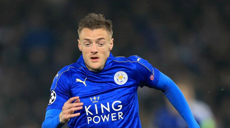 Jamie Vardy named among Ballon d'Or nominees