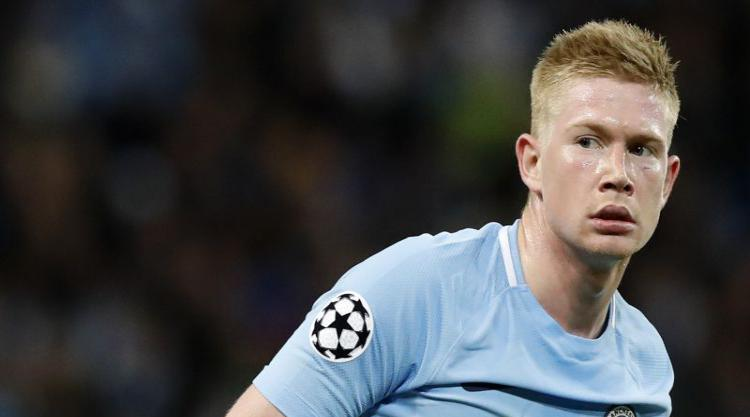 Kevin De Bruyne: There's no rush to give me a new City deal