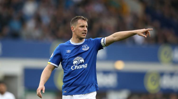 Phil Jagielka keen to halt Everton slump on return from injury