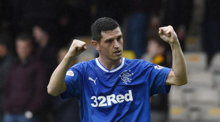 Graham Dorrans reflects on dream debut for Rangers