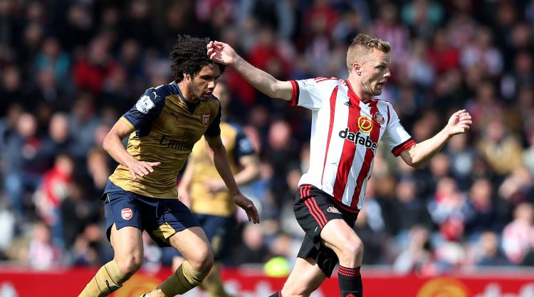 Seb Larsson challenges Sunderland to bounce back in FA Cup clash with Burnley