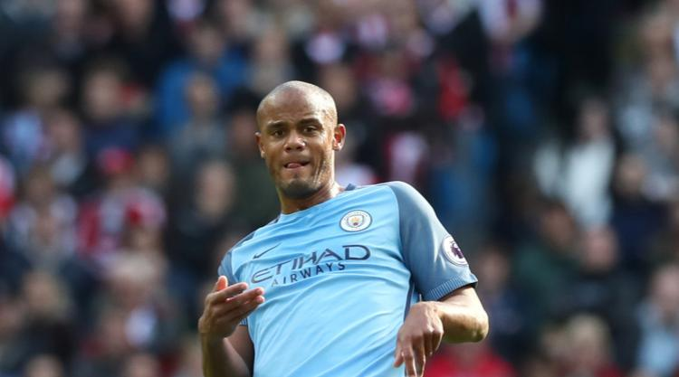Kompany resilience praised as City captain prepares latest comeback from injury