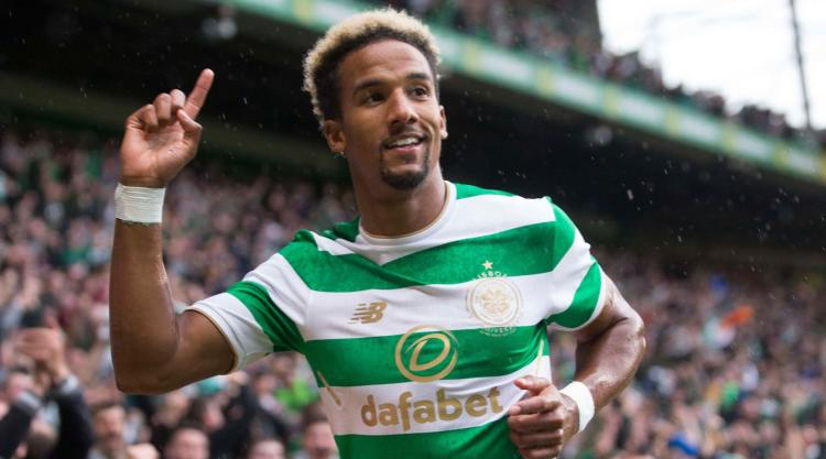 Scott Sinclair at the double as Celtic thrash Linfield