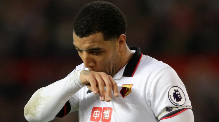 Recovering Deeney sits out Watford's training camp in Austria