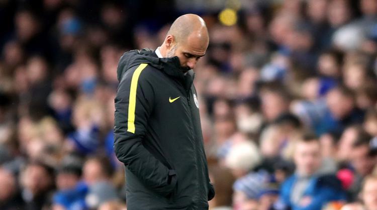 Everton stun Manchester City to hand Pep Guardiola his heaviest league defeat