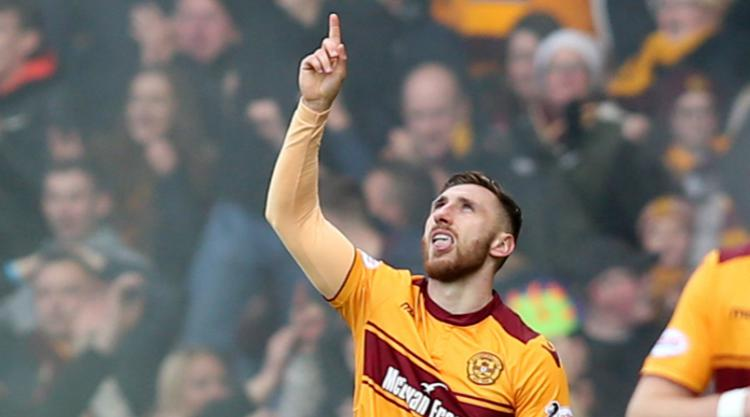 Louis Moult brace books Motherwell's Hampden final place